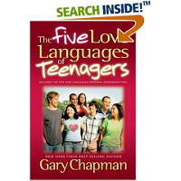 Purchase Five Love Languages of teenagers